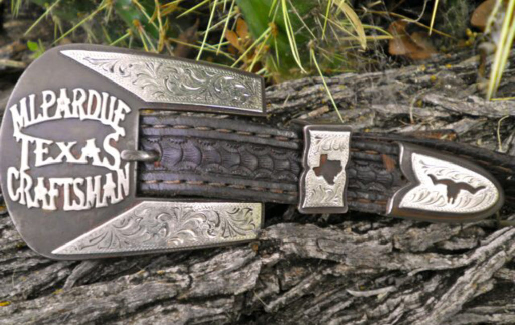 TX craftsmanship buckle