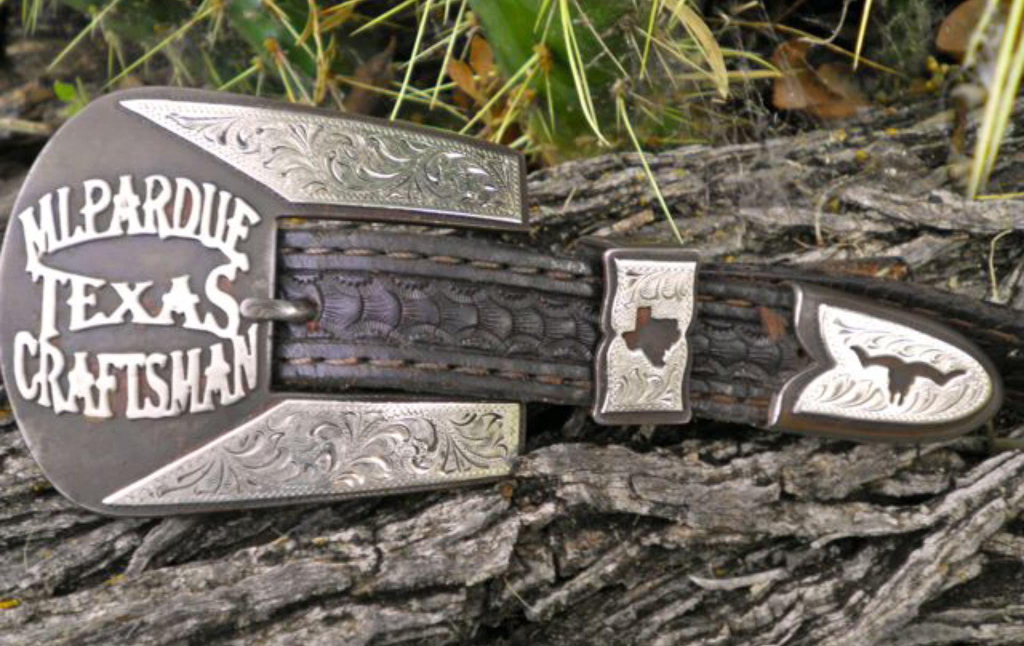TX craftsmanship buckle
