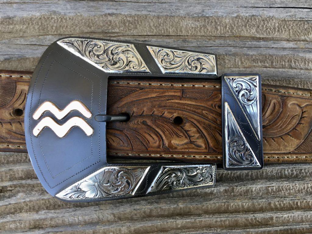 Custom Brand buckle